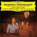 Beethoven ベートーヴェン / Violin Concerto: Mutter(Vn) Karajan / Bp