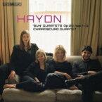 【送料無料】 Haydn ハイドン / 弦楽四重奏曲集 Op.20 第1集 キアロスクーロ四重奏団 輸入盤 【SACD】