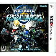 ニンテンドー3DSソフト / メトロイドプライム フェデレーションフォース 【GAME】