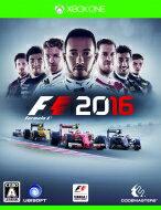 【送料無料】 Game Soft (Xbox One) / 【Xbox One】F1 2016…