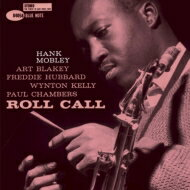 モダン, アーティスト名・H Hank Mobley Roll Call SHM-CD