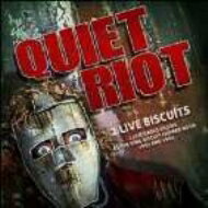 QuietRiotクワイエットライオット/2LiveBiscuits輸入盤【CD】