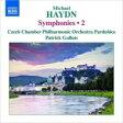 ハイドン、ミヒャエル(1737-1806) / 交響曲集第2集 パトリック・ガロワ & チェコ室内フィル 輸入盤 【CD】
