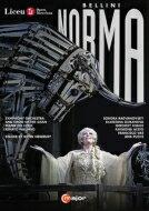 Bellini ベッリーニ / 『ノルマ』全曲 ニューベリー演出、パルンボ & リセウ大劇場、ソンドラ・ラドヴァノフスキー、グレゴリー・クンデ、他(2015 ステレオ)(日本語字幕付)(2DVD) 【DVD】