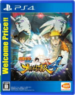 Game Soft (PlayStation 4) / NARUTO ‐ナルト‐ 疾風伝 ナル…