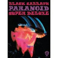 【送料無料】 Black Sabbath ブラックサバス / Paranoid (4CD+Book Super Deluxe Edition) 輸入盤 【CD】
