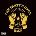 Prophets Of Rage / Party's Over EP (12インチシングルレコード) 【12in】