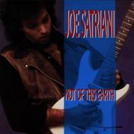 Joe Satriani ジョーサトリアーニ / Not Of This Earth 輸入盤 【CD】