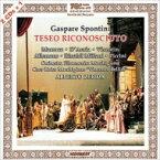 【送料無料】 スポンティーニ(1774-1851) / 『テセオ・リコノシュート』全曲 アルベルト・ゼッダ & マルキジアーナ・フィル、ディエゴ・ダウリア、カルロ・アッレマーノ、他(1995 ステレオ)(2CD) 輸入盤 【CD】