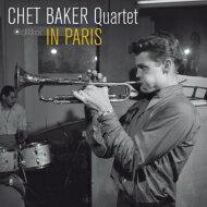 レコード, ジャズ Chet Baker In Paris (180 Jazz Images) LP