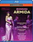 Rossini ロッシーニ / 『アルミーダ』全曲 クレメント演出、アルベルト・ゼッダ & フラーンデレン歌劇場、ロメウ、エネア・スカラ、他(2015 ステレオ)(日本語字幕付) 【BLU-RAY DISC】