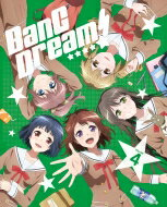 【送料無料】BangDream!Vol.4【BLU-RAYDISC】