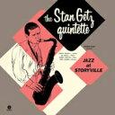 Stan Getz スタンゲッツ / Jazz At Storyville (180グラム重量盤レコ