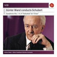 【送料無料】Schubertシューベルト/Comp.symphonies:G.wand/CologneRso輸入盤【CD】