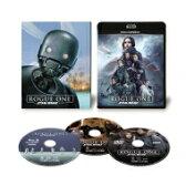ローグ・ワン/スター・ウォーズ・ストーリー MovieNEX(初回版) [ブルーレイ+DVD] 【BLU-RAY DISC】