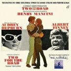 いつも二人で / ナタリーの朝 / Two For The Road / Me, Natalie - Mancini In The Sixties: Two Classic Film Soundtracks 輸入盤 【CD】