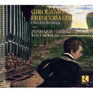 【送料無料】 Frescobaldi フレスコバルディ / Organ Works: Foccroulle 輸入盤 【CD】