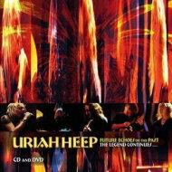 【送料無料】UriahHeepユーライアヒープ/FutureEchoesOfThePast:TheLegendContinues輸入盤【CD】