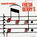 【送料無料】 Chuck Berry チャックベリー / Fresh Berry's + 8 【SHM-CD】