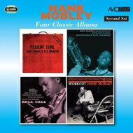 HankMobleyハンクモブレー/FourClassicAlbums輸入盤【CD】