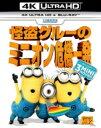 【送料無料】 怪盗グルーのミニオン危機一発 [4K ULTRA HD + Blu-rayセット] 【BLU-RAY DISC】