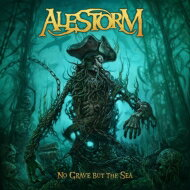 【送料無料】 Alestorm / No Grave But The Sea 【CD】