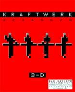 洋楽, ロック・ポップス Kraftwerk 3-D 12345678 (Blu-rayDVD) BLU-RAY DISC