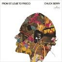 【送料無料】 Chuck Berry チャックベリー / From St Louie To Frisco 【SHM-CD】