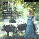Satie サティ / ピアノ曲全集 第1集〜新サラベール版ニコラス・ホルヴァート 輸入盤 【CD】