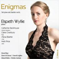 【送料無料】 Elgar エルガー / エルガー:エニグマ変奏曲(ピアノ版)、レイトン:エレジー、ボウエン:フルート・ソナタ、他 エルペス・ワイリー、ヘッティ・プライス、オーヴァーバリー、他 輸入盤 【CD】