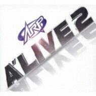 【送料無料】 ARP / A'LIVE2 (CD+VR)  【CD】