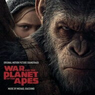 猿の惑星: 聖戦記 (グレート ウォー) / War For The Planet Of The Apes 輸入盤 【CD】