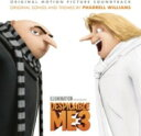 ミニオン / 怪盗グルー / Despicable Me 3 (Original Motion Picture Soundtrack) 輸入盤 【CD】
