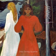 【送料無料】Schubertシューベルト/StringQuartet,15,:OsloSq+beethoven:Quartet,11,(+blu-rayAudio)輸入盤【SACD】