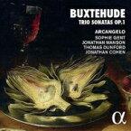 【送料無料】 Buxtehude ブクステフーデ / ブクステフーデ:七つのソナタ Op.1 ソフィー・ジェント(バロック・ヴァイオリン)アルカンジェロ 輸入盤 【CD】