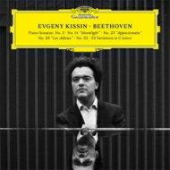 【送料無料】 Beethoven ベートーヴェン / ピアノ・ソナタ第14番『月光』、第23番『熱情』、第26番『告別』、第32番、第3番、32の変奏曲 エフゲニー・キーシン(2006-2016)(3枚組アナログレコード) 【LP】
