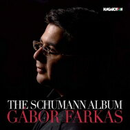 【送料無料】 Schumann シューマン / 謝肉祭、アラベスク、交響的練習曲 ガーボル・ファルカシュ 輸入盤 【CD】
