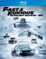 【送料無料】 ワイルド・スピード オクタロジー Blu-ray SET <初回生産限定> 【BLU-RAY DISC】