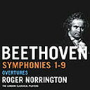 【送料無料】Beethoven ベートーヴェン / 交響曲全集 ノリントン指揮ロンドン・クラシカル・プレイヤーズ(5CD) 輸入盤 【CD】