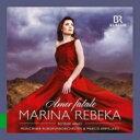【送料無料】 Rossini ロッシーニ / Amor fatale〜オペラ・アリア集マリーナ・レベカ、マルコ・アルミリアート&ミュンヘン放送管弦楽団 輸入盤 【CD】