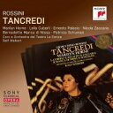 Rossini ロッシーニ / 『タンクレディ』全曲ラルフ・ヴァイケルト&フェニーチェ歌劇場、マリリン・ホーン、レッラ・クベッリ、ニコラ・ザッカリア、他(1983ステレオ)(3CD) 輸入盤 【CD】
