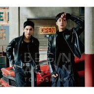 【送料無料】 東方神起 / FINE COLLECTION 〜Begin Again〜 【ジャケットC】 (3CD) 【CD】