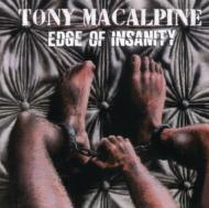 Tony Macalpine トニーマカパイン / Edge Of Insanity 輸入盤 【CD】