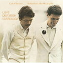 John Mclaughlin / Carlos Santana / Love Devotion Surrender: 魂の兄弟たち 【CD】