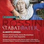 Rossini ロッシーニ / スターバト・マーテル アルベルト・ゼッダ&フランドル歌劇場交響楽団、フランドル歌劇場合唱団 輸入盤 【CD】