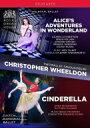 バレエ&ダンス / クリストファー・ウィールドン バレエBOX〜不思議の国のアリス(ロイヤル・バレエ 2011)、シンデレラ(オランダ国立バレエ 2012)(2DVD) 【DVD】