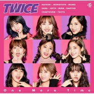 TWICE / One More Time 【通常盤】 【CD Maxi】
