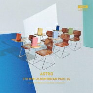 韓国(K-POP)・アジア, 韓国(K-POP) ASTRO (Korea) 5th Mini Album: Dream Part.02 Wish Ver. CD