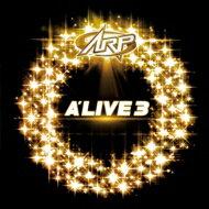 ARP / A'LIVE3  【CD】