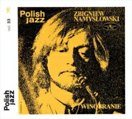 【送料無料】ZbigniewNamyslowskiズビグニェフナミスウォフスキ/Winobranie輸入盤【CD】